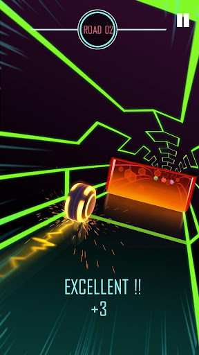 Roller Rush screenshot 5