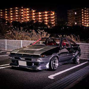 スプリンタートレノ AE86 昭和62年式GT-APEXのカスタム事例画像 F.F.R ざっくぅ(-Aさんの2020年01月06日21:19の投稿