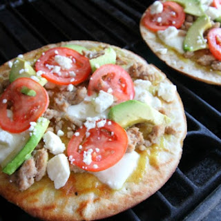 Turkey Avocado Pizza