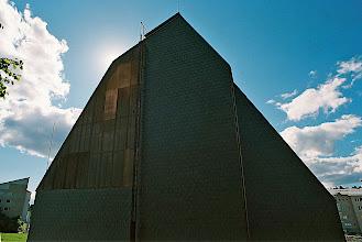 Photo: Kuokkala church, 2010