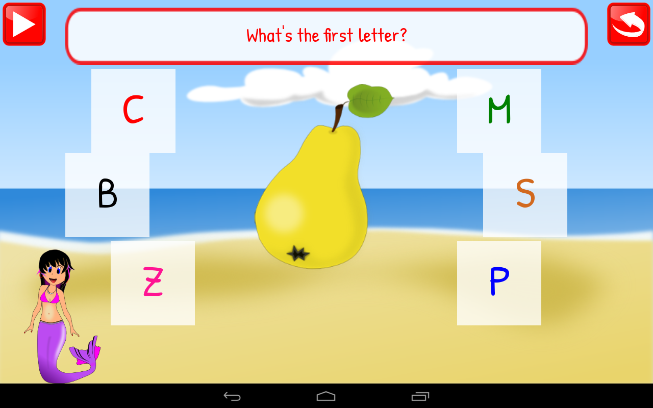 First Grade ABC Spelling FREE- screenshot