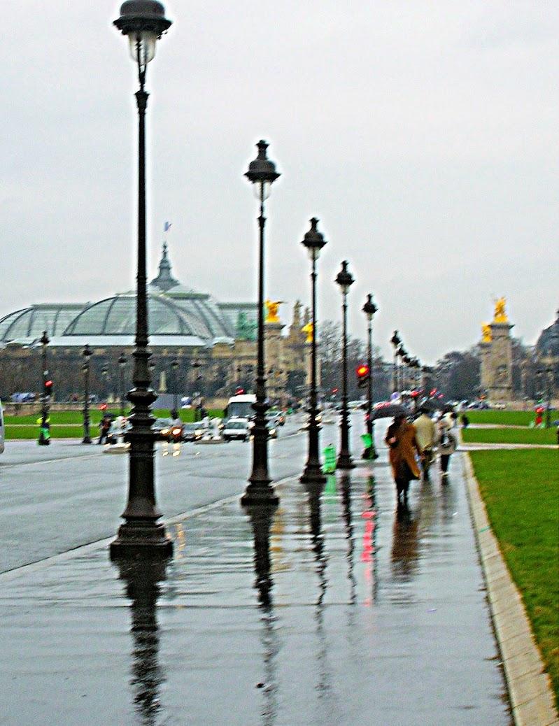 Parigi e la pioggia di AGATA