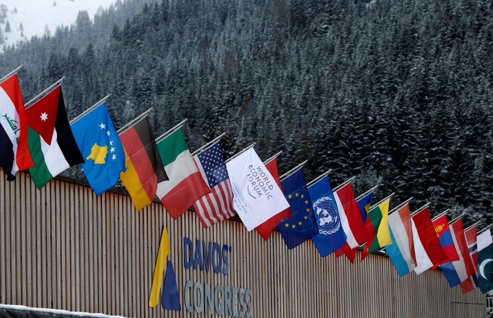 Davos 2020: Global business and investing at 'tipping point' - Business Day