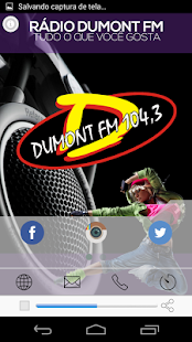 Rádio Dumont FM- screenshot thumbnail