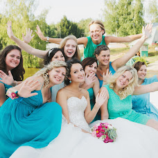 Wedding photographer Aleksandra Smolina (sashasmolina). Photo of 20.10.2014