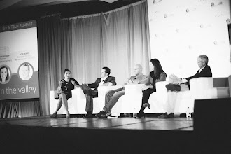 Photo: Copyright: 2013 Erica Kawamoto Hsu   http://techcandid.blogspot.com/2013/11/la-tech-summit-photos.html