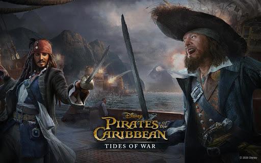 Code Triche Pirates of the Caribbean: ToW mod apk screenshots 1