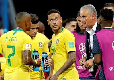 Neymar n'a toujours pas oublié la défaite face à la Belgique au Mondial