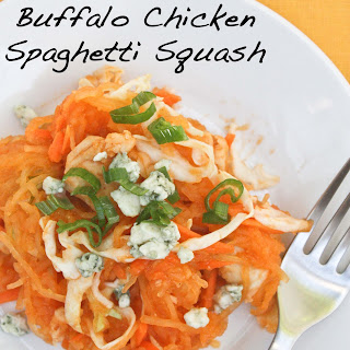 Spaghetti Squash Chicken Recipes
