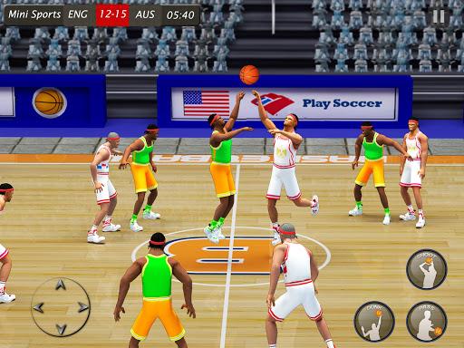Basketball strikes 2019: Play Slam Basketball Dunk 1.0.3 screenshots 12