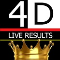 Fast Live 4D Results icon