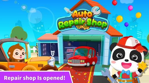 Little Panda's Auto Repair Shop 8.22.00.00 screenshots 10