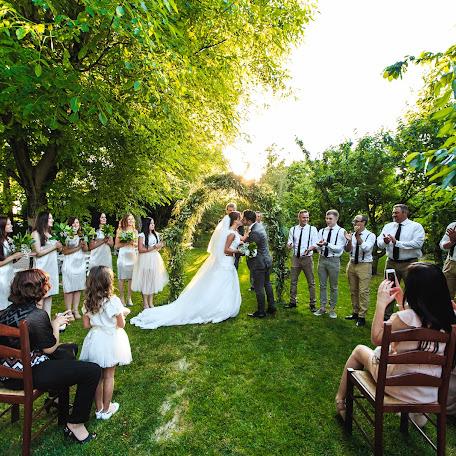 Wedding photographer Mikhail Grebenev (MikeGrebenev). Photo of 23.11.2017