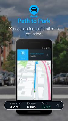Path to Park - screenshot