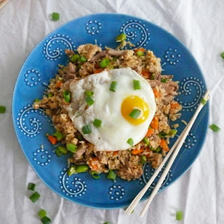 Duck Fried Rice.