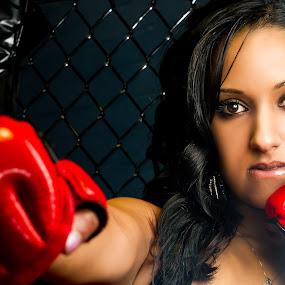 Nikita MMA 2 by Trent Sluiter - Sports & Fitness Boxing