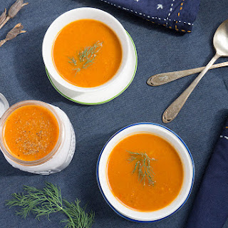 Spiced Moroccan Tomato Soup