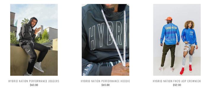 Hybrid Nation