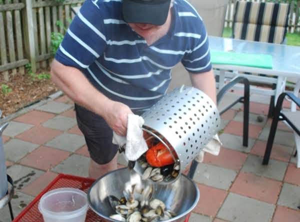 New England Clam Boil Recipe