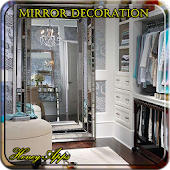 Mirror Decoration for home