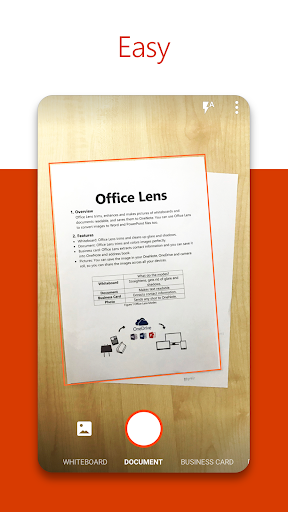 Office Lens screenshot 1