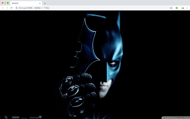 Batman Popular DC HD New Tabs Theme