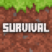 Survival Blocks Exploration