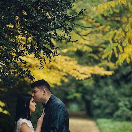 Wedding photographer Ovidiu Boboescu (bogs). Photo of 02.12.2016