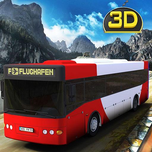模拟のロードヒルクライムリゾートバスオフ LOGO-記事Game