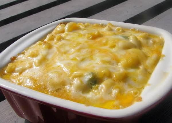 Bahamian Macaroni And Cheese Recipe