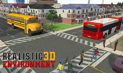模擬必備免費app推薦|校车驾驶模拟器3D線上免付費app下載|3C達人阿輝的APP