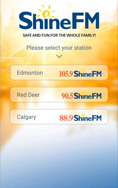 Shine FM- screenshot