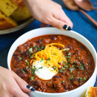 The Best Instant Pot Chili.