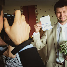 Wedding photographer Aleksandr Belokurov (caiiika). Photo of 26.06.2013