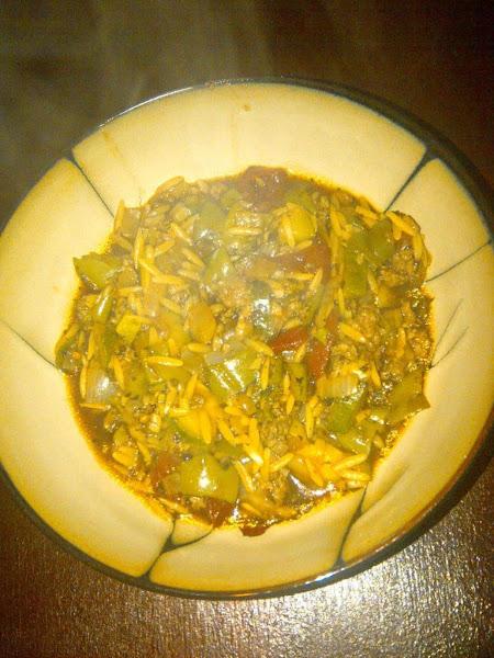 Garden Vege Soup (a Little Bit Italian) Recipe