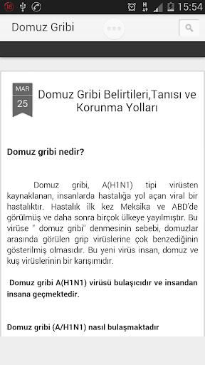 Domuz Gribi H1N1