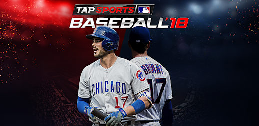 MLB TAP SPORTS BASEBALL 2018 APK