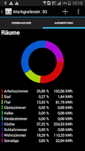My Power Consumption- screenshot thumbnail
