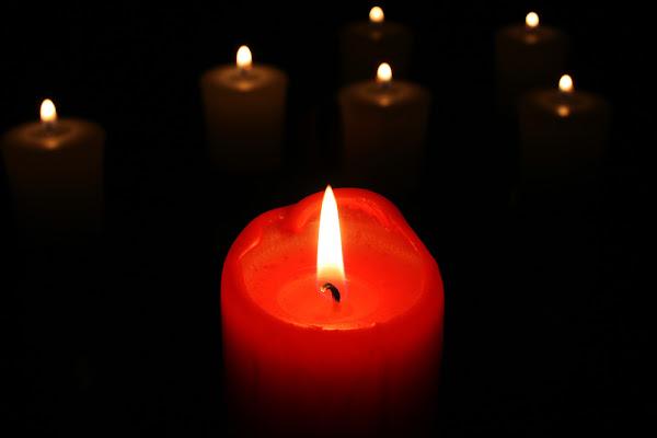 Nel silenzio della tua fiamma di rosarionotaro@gmail.com