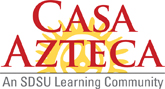casa aztecs logo An SDSU Learning Community