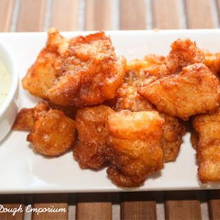 Cajun Codfish Nuggets