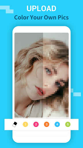 PixelDot - Color by Number Sandbox Pixel Art 1.2.9.0 screenshots 3