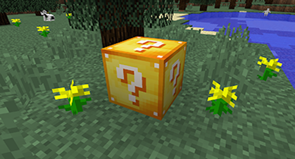 [1.7.10] Lucky Block Lilac Mod - Новый лаки блок и не ...
