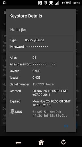 apk-signer 5.3.0 screenshots 7