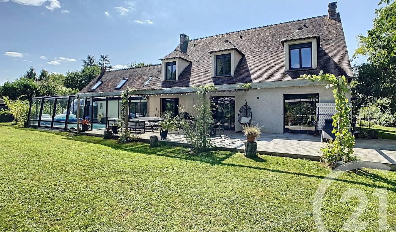 Maison Saint-Fargeau-Ponthierry