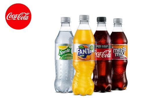 100% Cashback Beim Kauf Einer Flasche Coca-Cola Zero Sugar