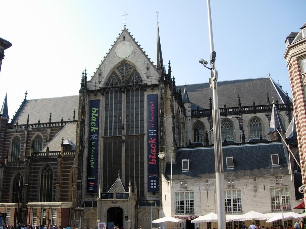 Eglise Nieuwe Kerk à Amsterdam
