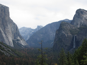 Photo: Yosemite Valley from Inspiration Point