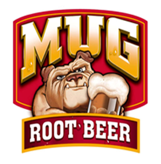 Logo for Mug Root Beer