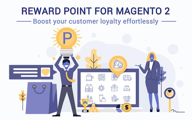 Magento Reward Points - M2 Loyalty program